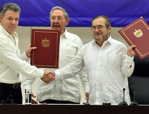 El ITM se expresa sobre el Acuerdo de Paz