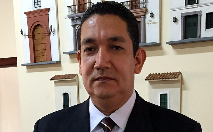 Héctor Sánchez Collazos: Rector Unimayor
