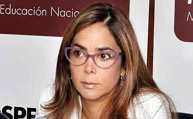 Ministra Gina Parody