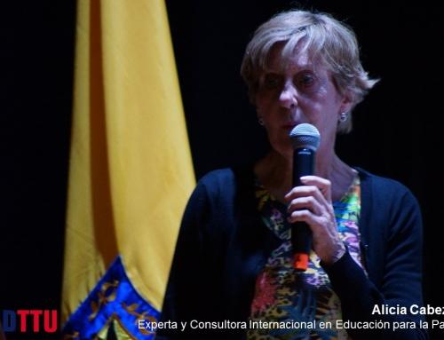 Foro Internacional: Pedagogía para la construcción de una cultura de reconciliación y paz en Colombia: desafíos, retos y futuro.