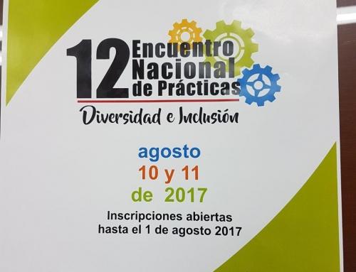 12 ENCUENTRO NACIONAL DE PRÁCTICAS