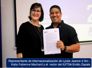 Firma Alianza ITSA 2