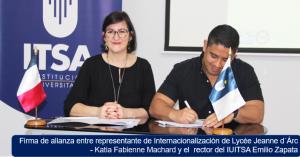 Firma Alianza ITSA