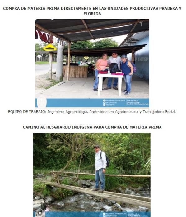 FOTOGRAFÍAS DE LA INVESTIGACIÓN EN EL PROYECTO EDUPAZ
