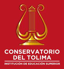 CONSERVATORIO DEL TOLIMA LOGO