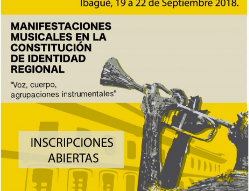 XII ENCUENTRO NACIONAL FLADEM COLOMBIA-CONSERVATORIO DEL TOLIMA