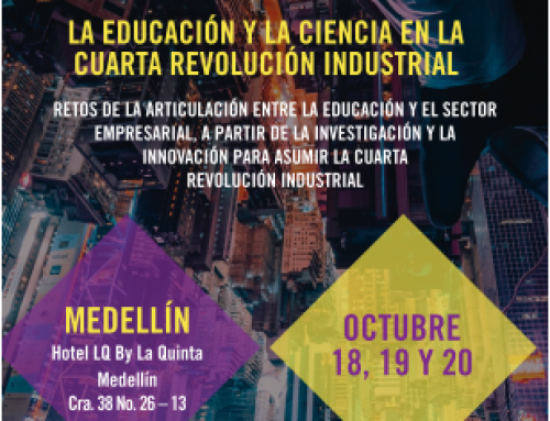 CÁTEDRA INTERNACIONAL: XVIII SESIÓN LA EDUCACIÓN Y LA CIENCIA EN LA CUARTA REVOLUCIÓN INDUSTRIAL