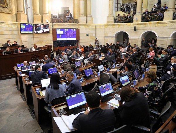 Aprobación por el Congreso del Presupuesto General de la Nación 2019