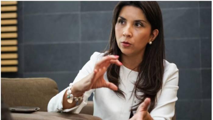 María Victoria Angulo, Ministra de Educación // Foto: El Tiempo