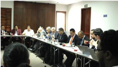 Intervención de Felipe Ortiz, Director Ejecutivo de la REDTTU