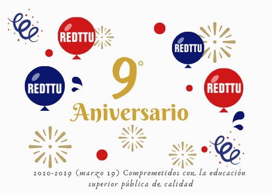 9° Aniversario de la REDTTU