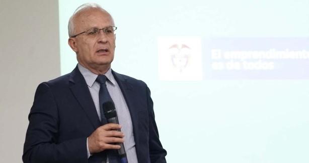 Contador General de la Nación Pedro Luis Bohórquez
