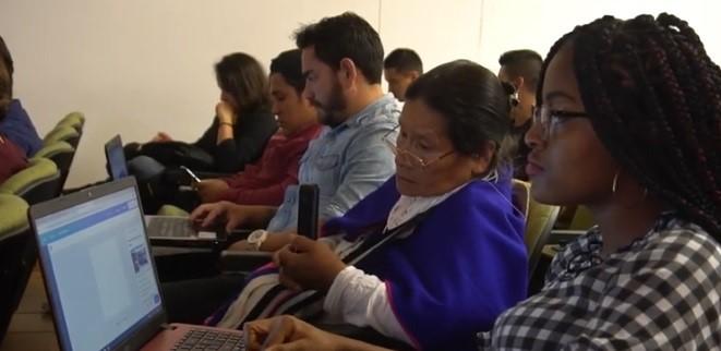 UNIMAYOR participa en Ruta de Emprendimiento RecreaTIC 2019