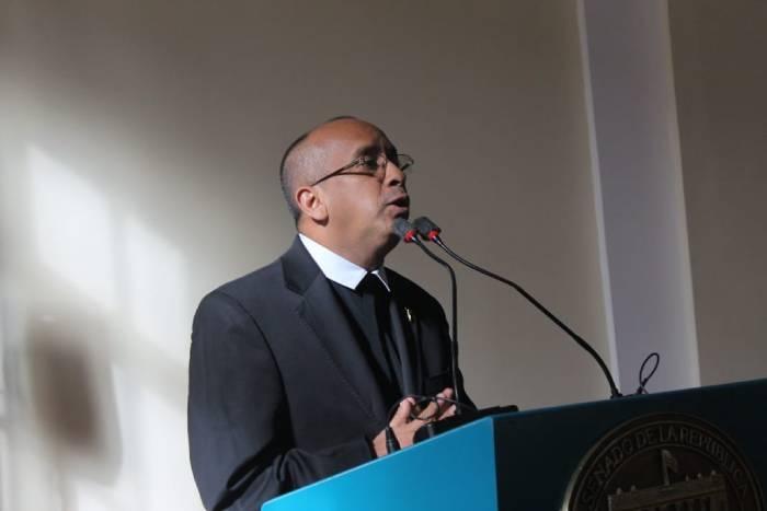 Intervención Rector Hno. José Gregorio Contreras