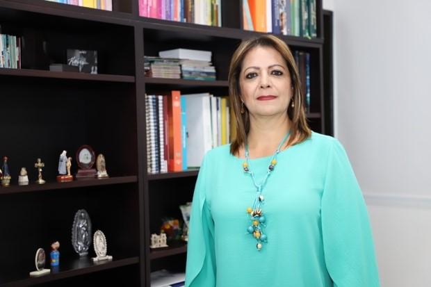 Rectora María Victoria Mejía del ITM