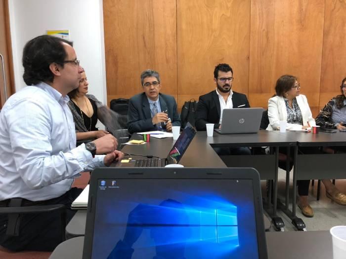 Dr. Gabriel Rueda Delgado Asesor Viceministerio de Educación Superior, Comité Técnico de Vicerrectores Administrativos y Financieros y Jefes de Planeación de la REDTTU