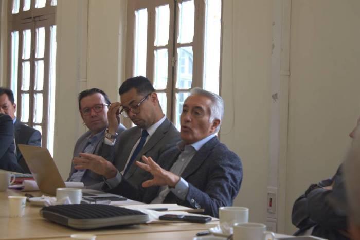 Intervención del Director Ejecutivo de la REDTTU, Felipe Ortiz