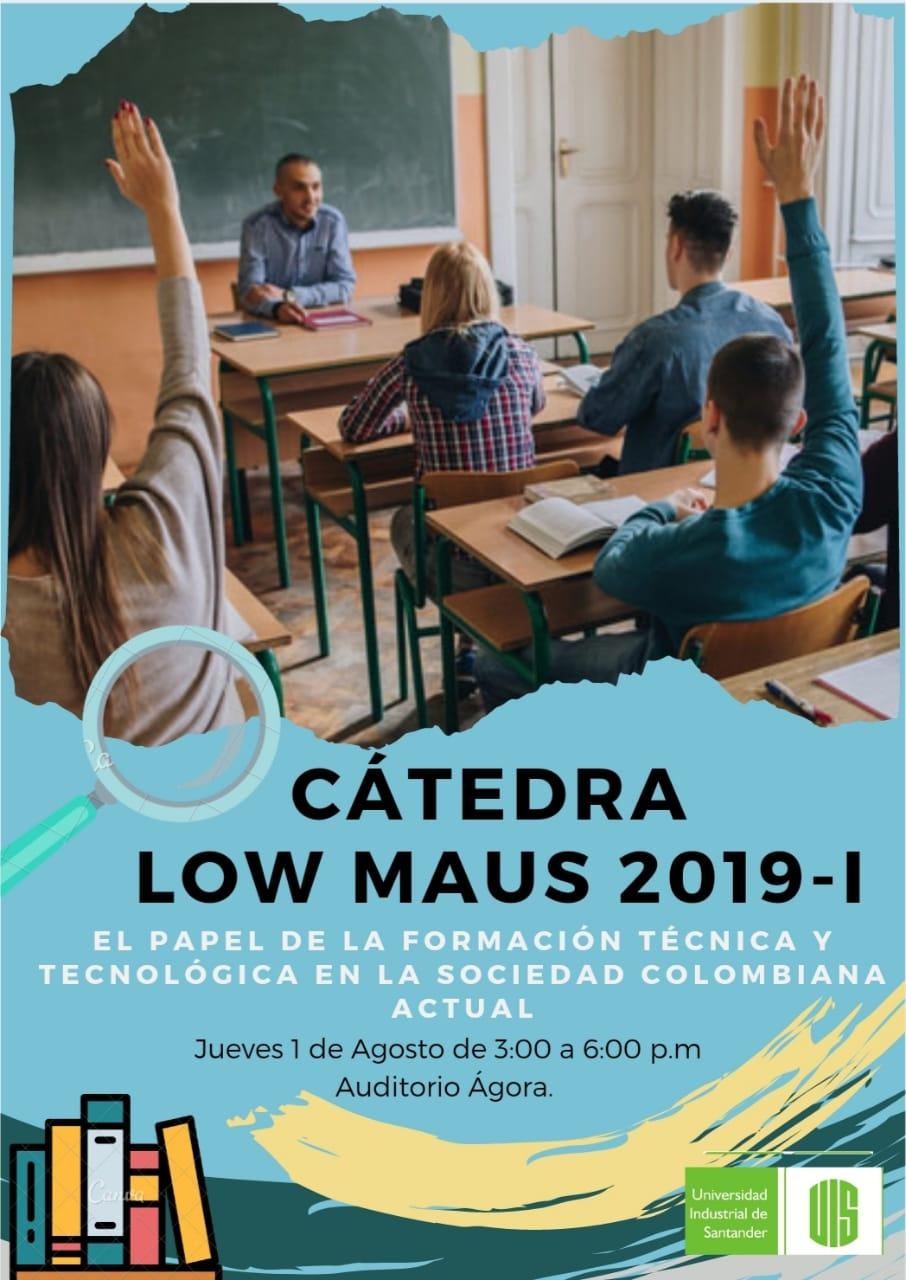 Cátedra Low Maus 2019