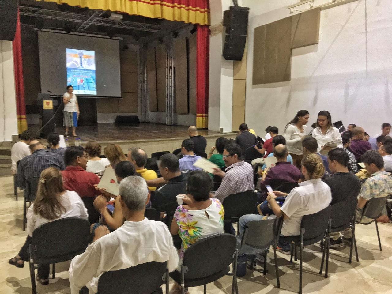 6° Encuentro de Pedagogía.