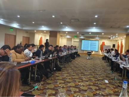 Asistentes Mesa de Diálogo Nacional