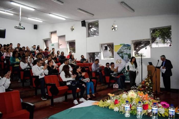 Panorámica de la asistencia al II Congreso Nacional de Evaluaciòn, Calidad y Acreditación en Educación Superior.