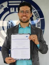 Docente Investigador del Pascual Bravo Danny Gómez Ramírez